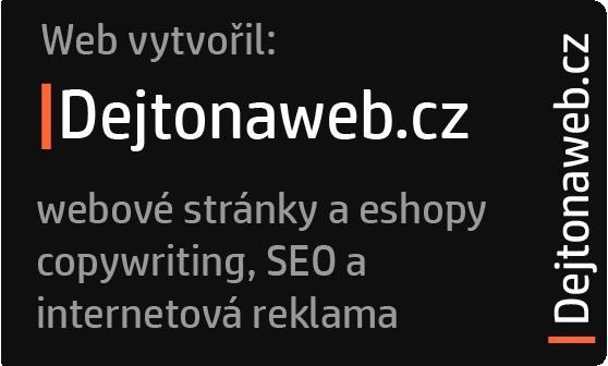 Tvorba internetových stránek Dejtonaweb.cz | Jan Adamec